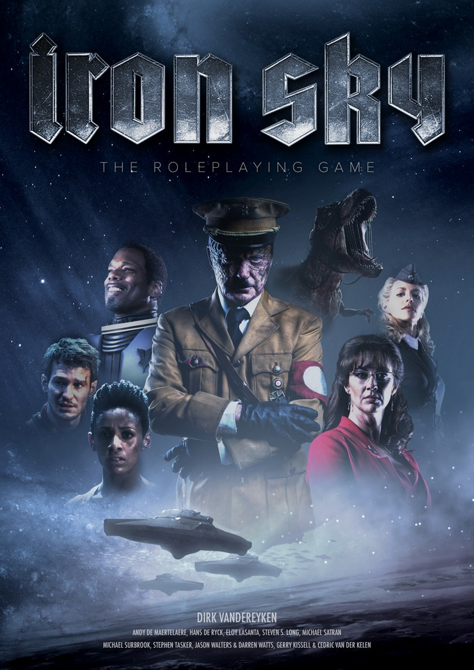 Fight Nazis on the Moon with The Iron Sky Kickstarter