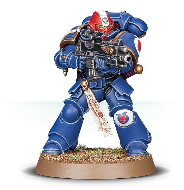 Celebrate 30 Years of 40K. New Marine on Pre-Order!
