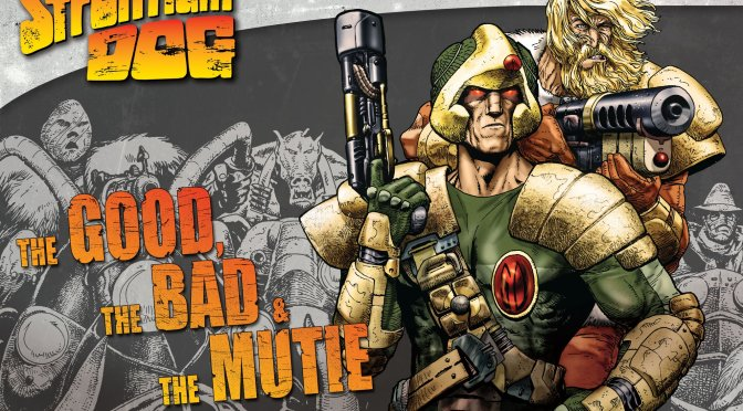The Complete Experience: Strontium Dog Collection