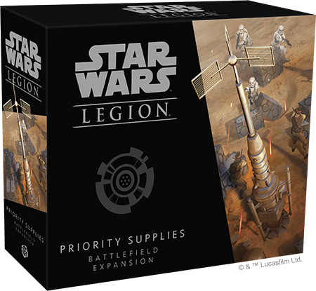 Priority Supplies: Battlefield Expansion for Star Wars: Legion nowavailable!
