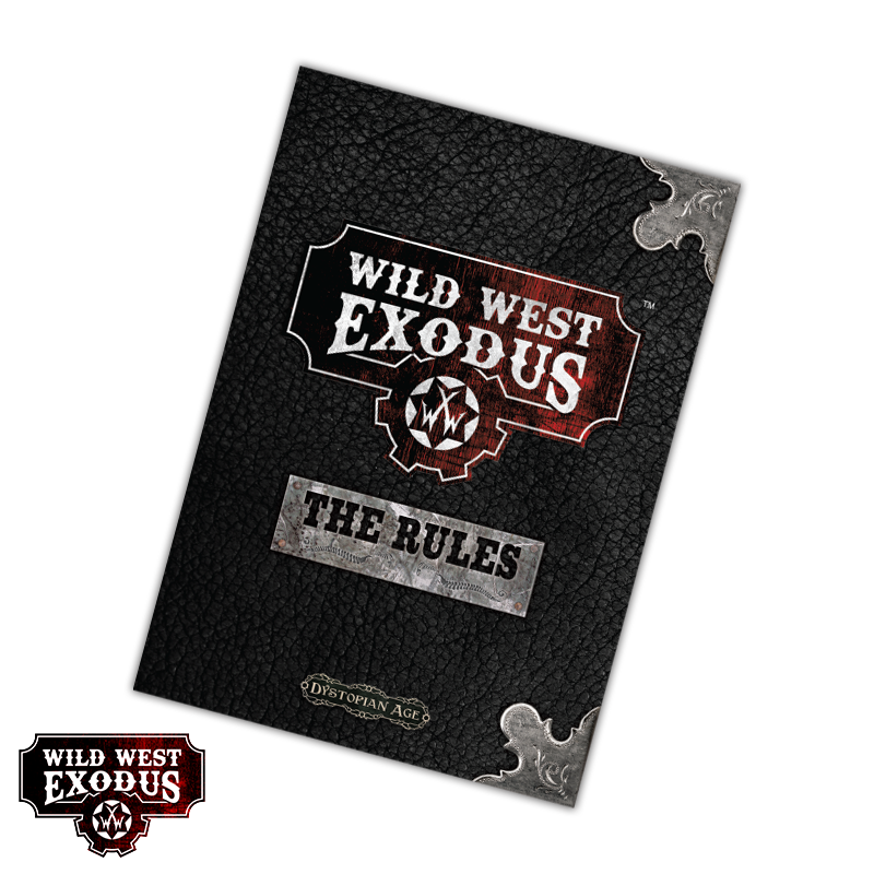 Wild West Exodus 1.08 Rules now in Softback!