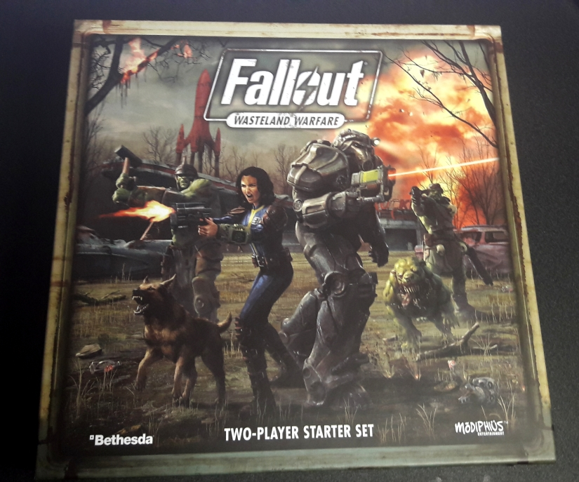 Fallout Wasteland Warfare: UNboxed
