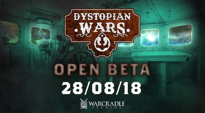 Lets Play: Dystopian Wars Open Beta ( Guerrilla Miniature Games)