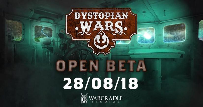 Lets Play: Dystopian Wars Open Beta ( Guerrilla MiniatureGames)
