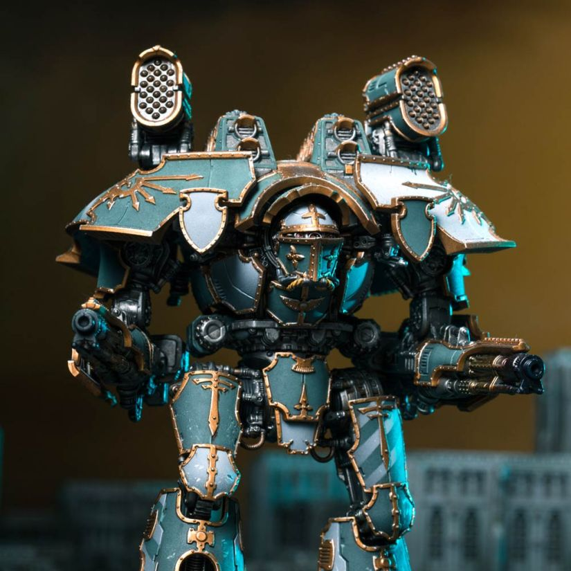 Another look at AdepusTitanicus