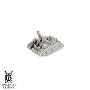 Cromwell Bombard Tank