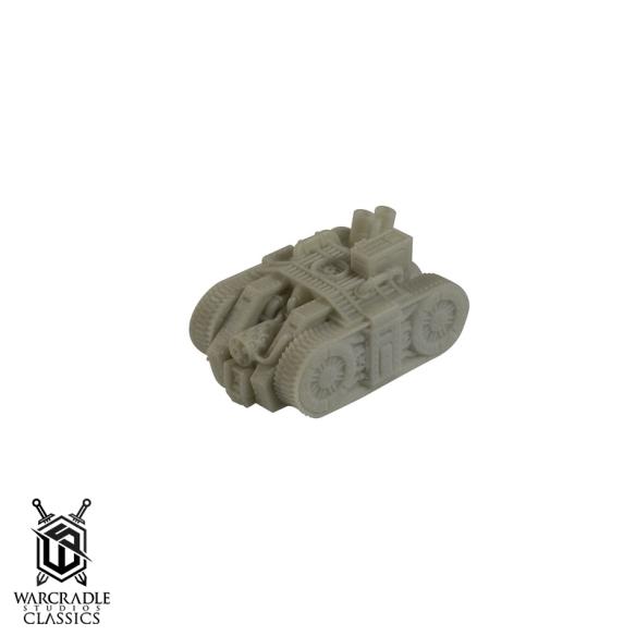 SWZ3 Palnik Medium Flame Tank