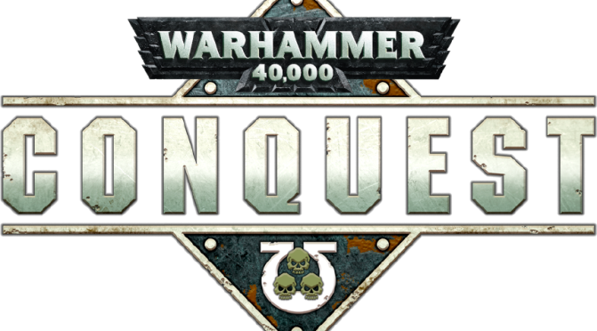 Warhammer 40,000 Conquest UNboxed & Giveaway!
