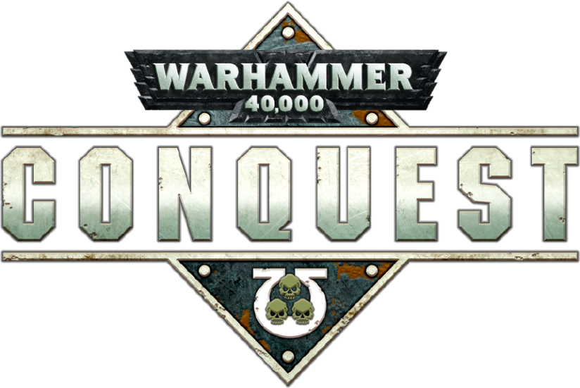 Warhammer 40,000 Conquest #2 UNboxed