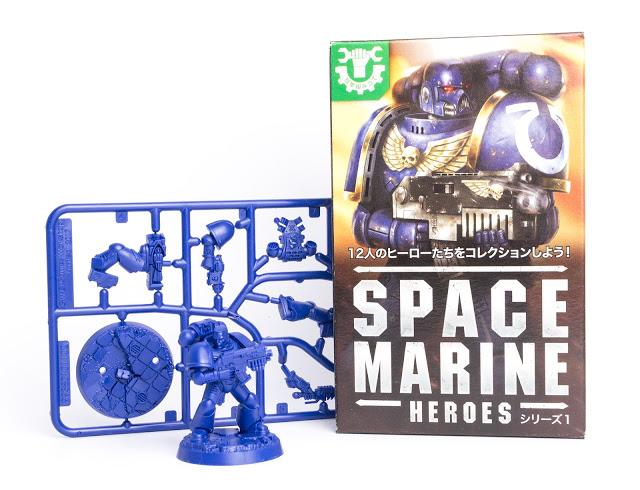 Space Marine: Heroes!