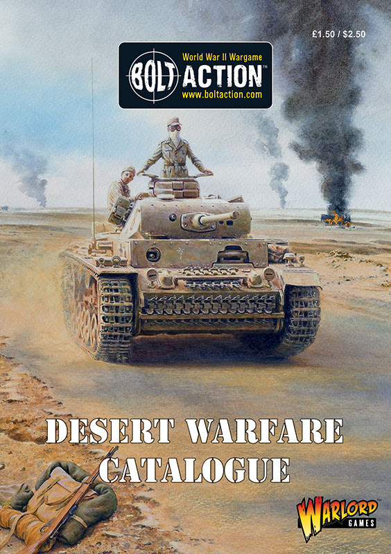 New to preorder from WarlordGames!