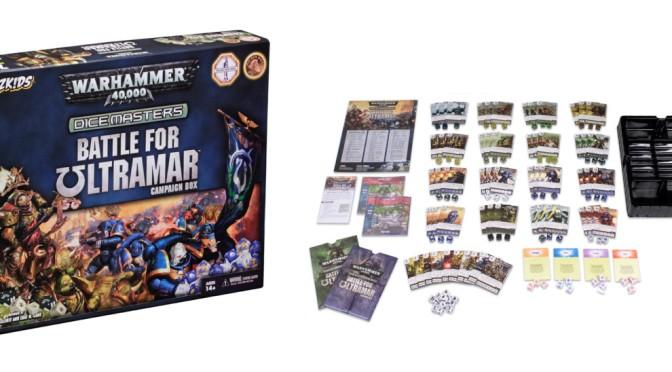 Warhammer 40,000 Dicemasters: Battle for Ultramar