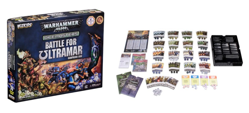 Warhammer 40,000 Dicemasters: Battle for Ultramar