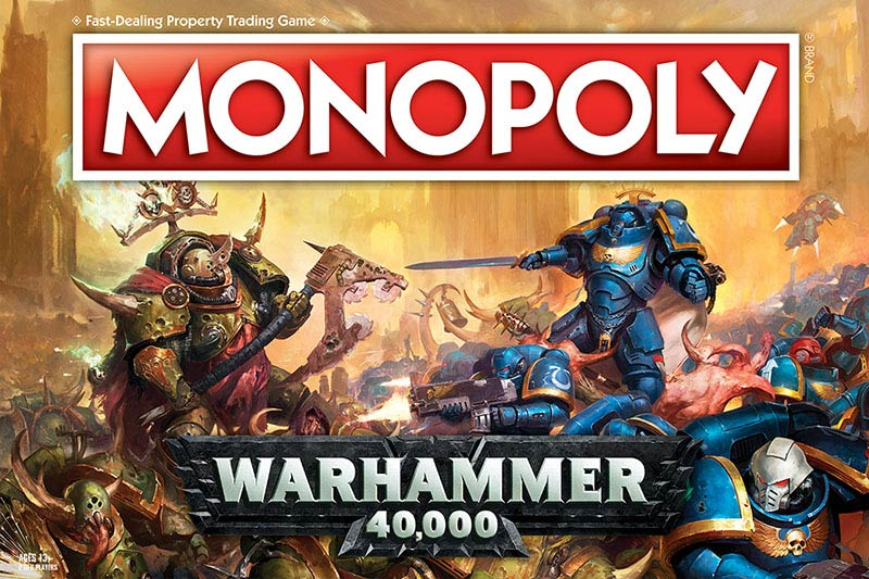 Games Workshop Monopolises Board Game!