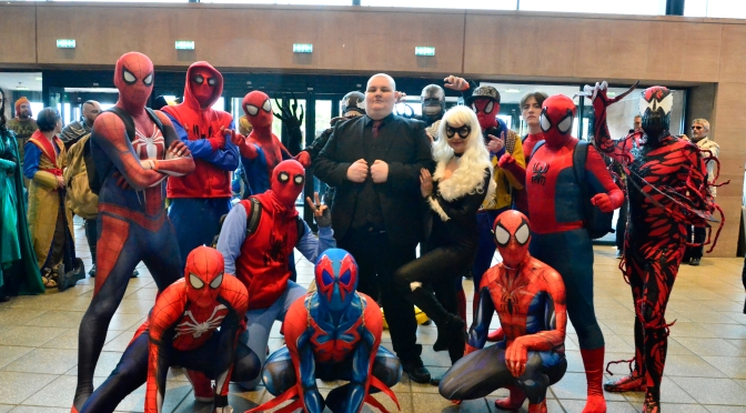 MCM Scotland Marvel Shoot September 22nd 2018