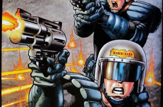 Judge Dredd and the Worlds of 2000AD playable Quickstart released!