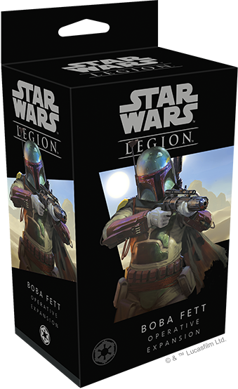 In it for the credits! Boba Fett coming soon from Fantasy Flight Games!