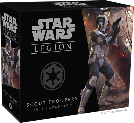 Scout Troopers Preview From Fantasy Flight Games