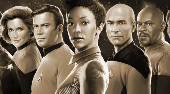 Star Trek wins major award!