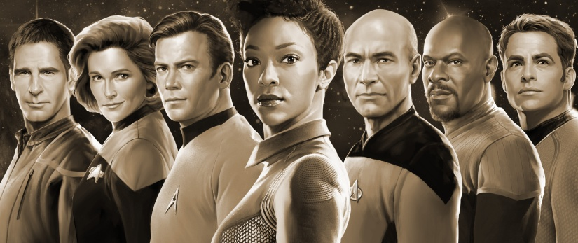 Star Trek wins majoraward!