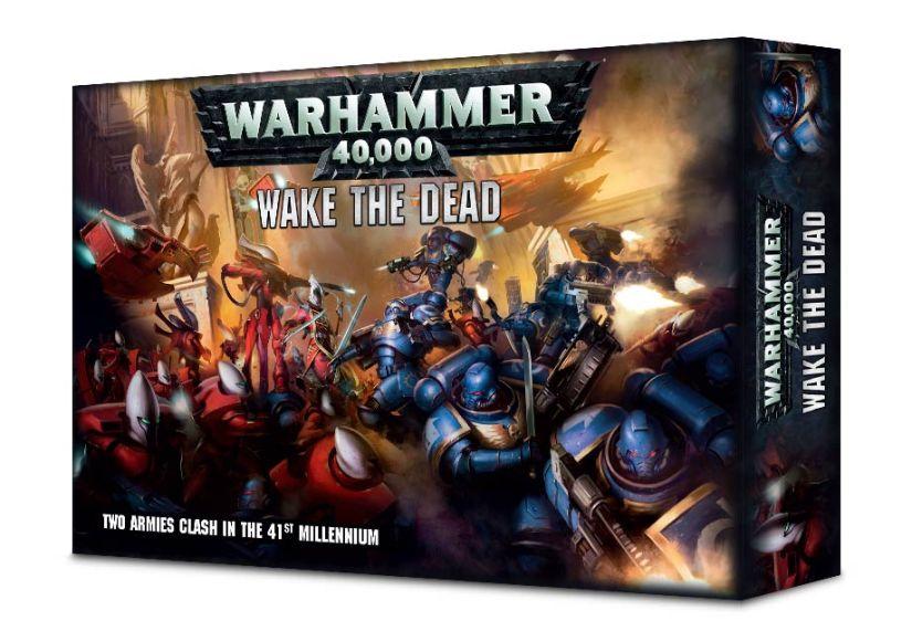 Wake the Dead! New Warhammer 40,000 BattleBox