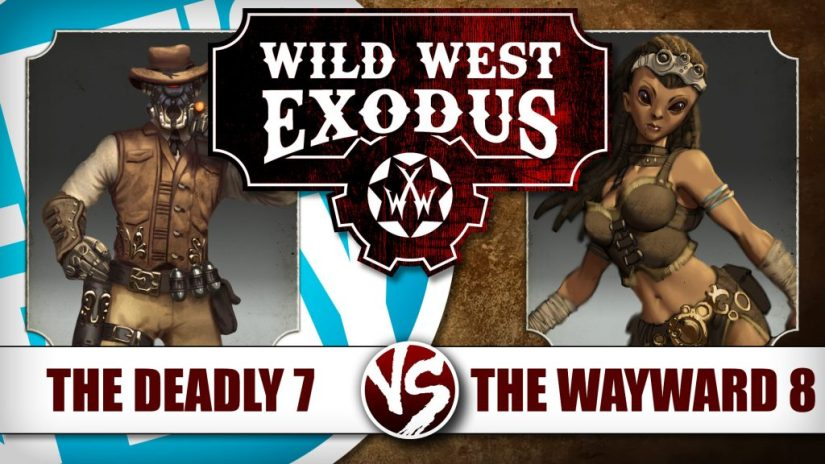 The Deadly 7 verses Wayward 8(BoW)