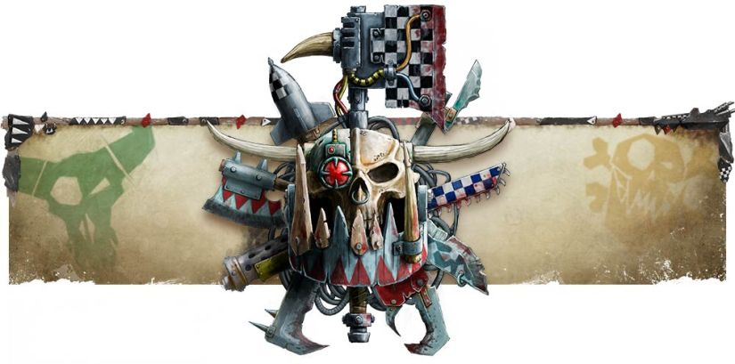 Rukkatrukk Squigbuggy (Games Workshop)