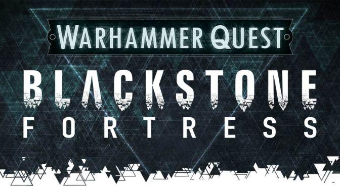 Blackstone Fortress on Pre-Order November 10th
