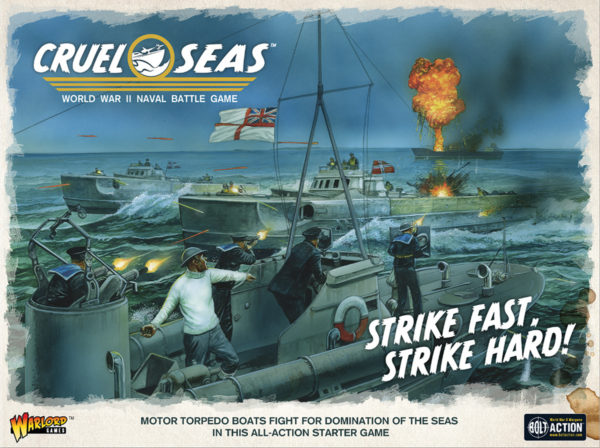 Cruel Seas Previews (Warlord Games)