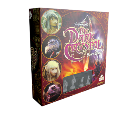 Jim Henson's The Dark Crystal Board Game UNboxed