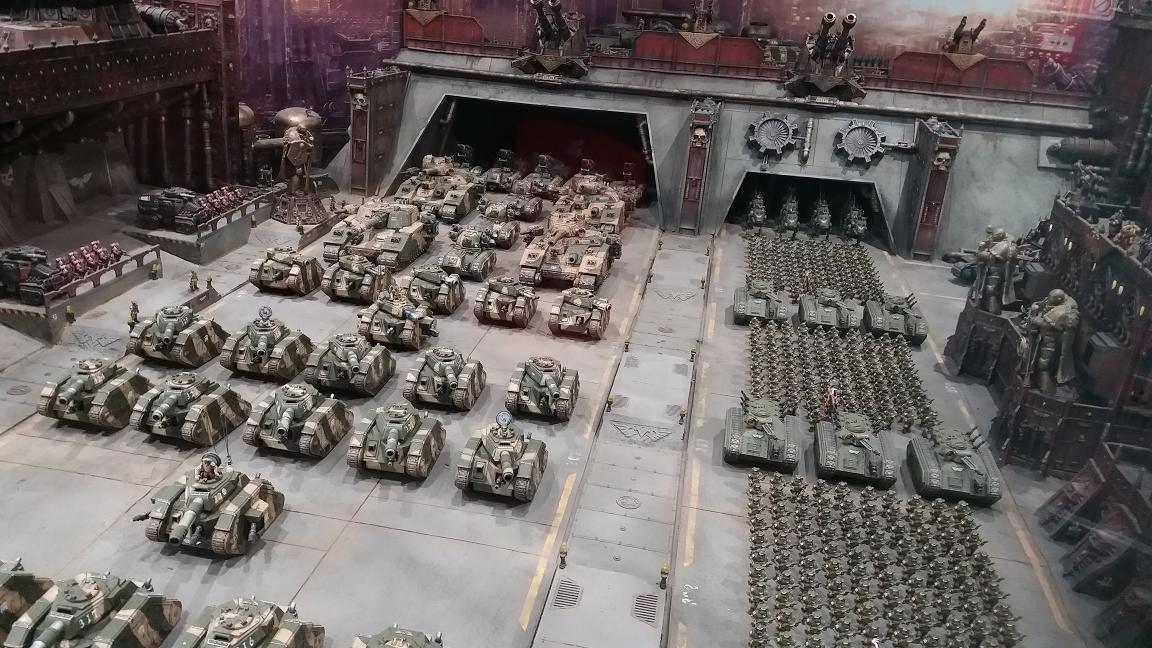 Warhammer World Part One: Guest Blog Spot | GAMERS WEB