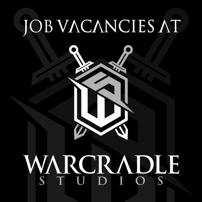 Work for Warcradle Studios