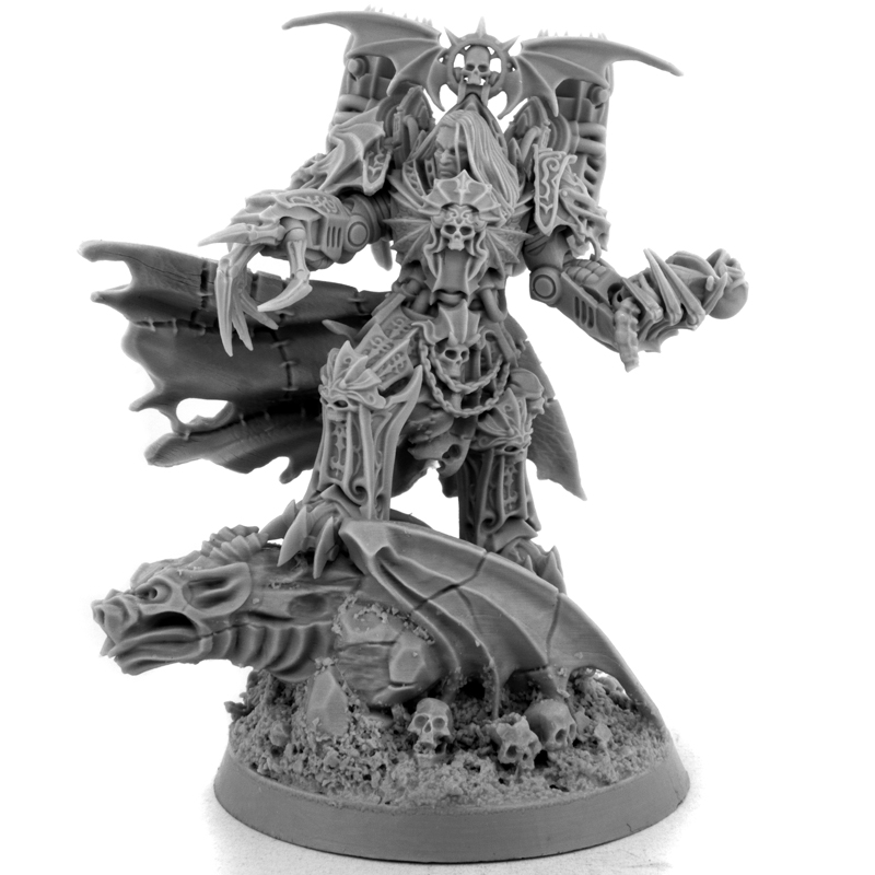 Chaos Lord of the Night Review (WargameExclusive)