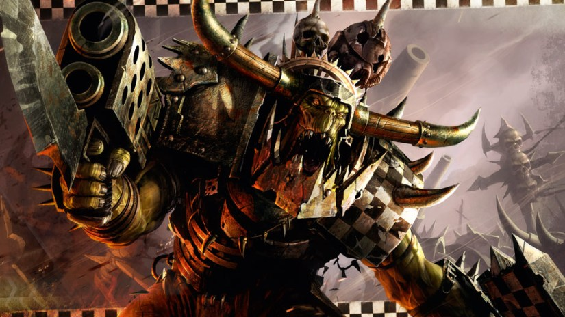 A Look at Codex Orks (GamesWorkshop)