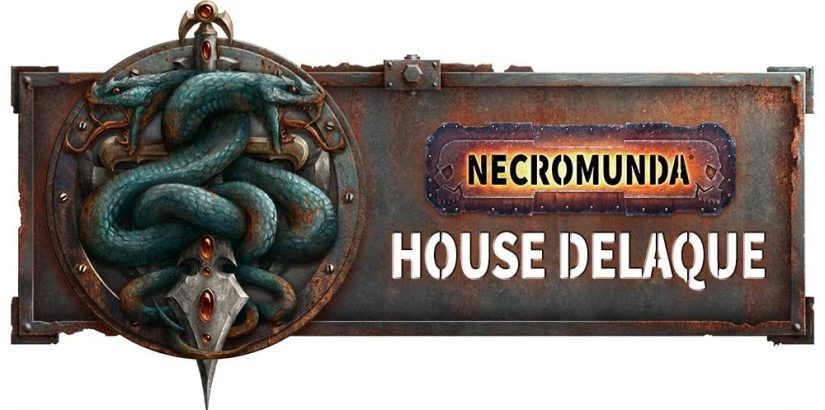 House Delaque previewed for Necromunda (Games Workshop)