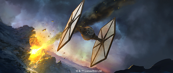 TIE/fo Fighter Expansion Pack for X-Wing 2nd Edition