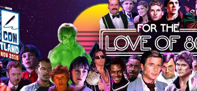For the Love of 80s Press Night