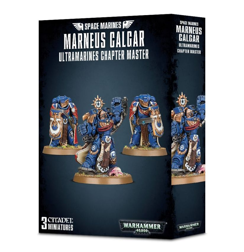 Heroes Reborn! Marneus Calgar gets anupgrade!