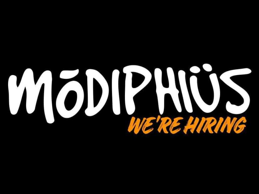 Want to work in the games industry? (Modiphius Entertainment)