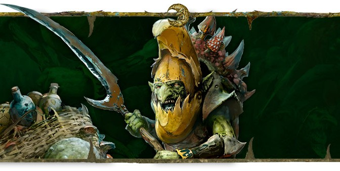 The future is bright and also Green! (Games Workshop)