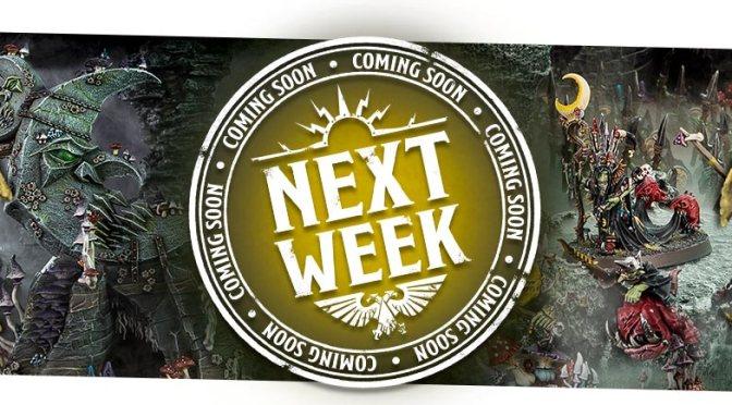 Gloomspite Gitz on Pre-Order Next Week (Games Workshop)