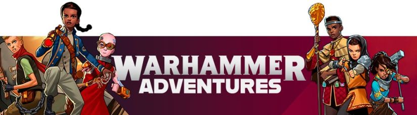 Warhammer Adventures Draws Closer (Games Workshop)