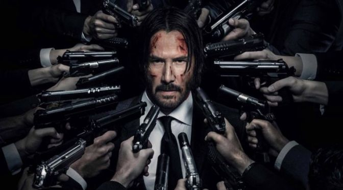 John Wick Parabellum Trailer Released