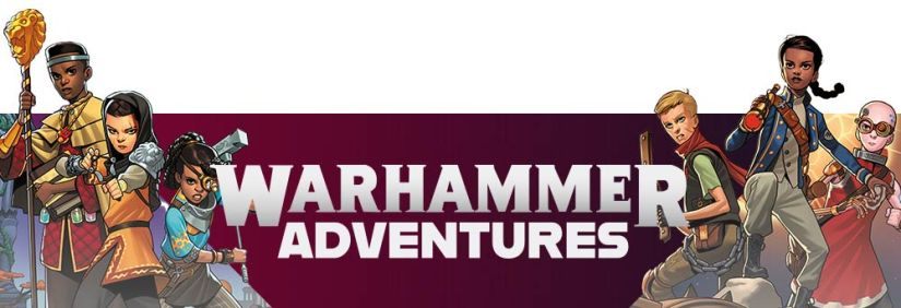 Warhammer Adventures update