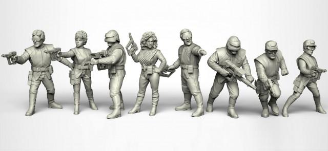 Aliens Walk Among Us (Crooked Dice Games Design Studio)