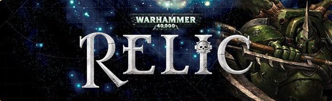 WizKids add Warhammer 40,000 Relic to its line up (WizKids)