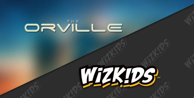 WizKids land The Orville (WizKids)