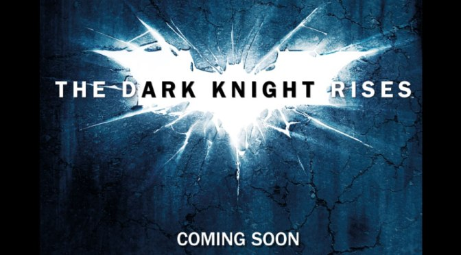 The Dark Knight Rises coming soon.  Knight Models