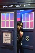 Adventures in Space and Time and Comic Con