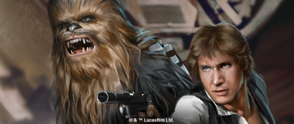 What a Wookiee! Fantasy Flight Games